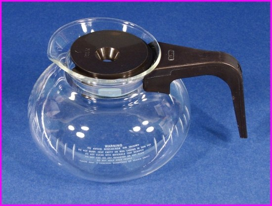 Bunn Easy Pour Multi Cup Replacement Coffee Carafe Glass