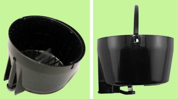 * DeLonghi SX1035 Coffee Filter Holder Assembly / Basket DCF212T ICM30 NEW * eBay